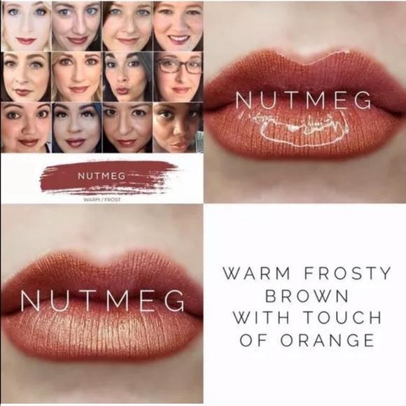 NWT Nutmeg LipSense
